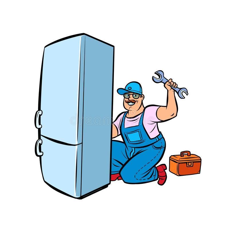 سرویسکار یخچال